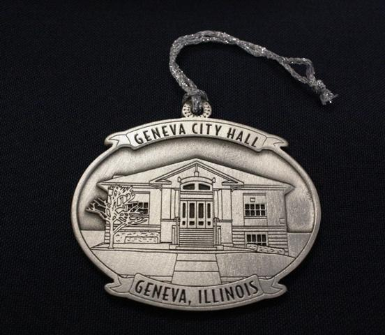 2011 Pewter Ornament
