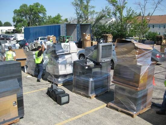 Electronics Recycling Kane County