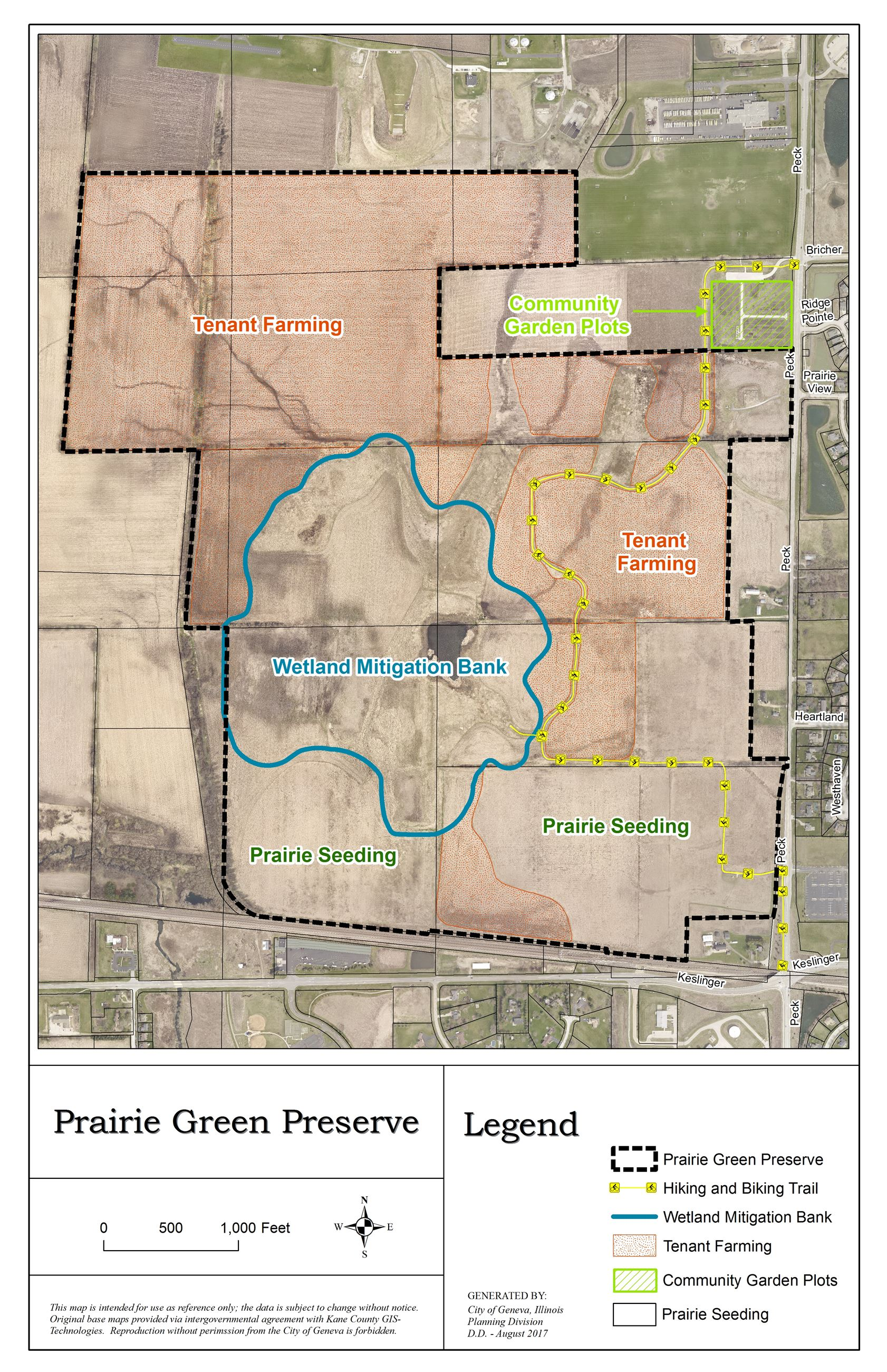Prairie Green Preserve Opens in new window