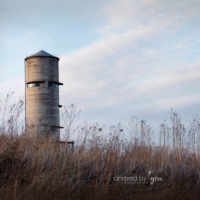 Peck Farm Silo - Amazed by You Photography