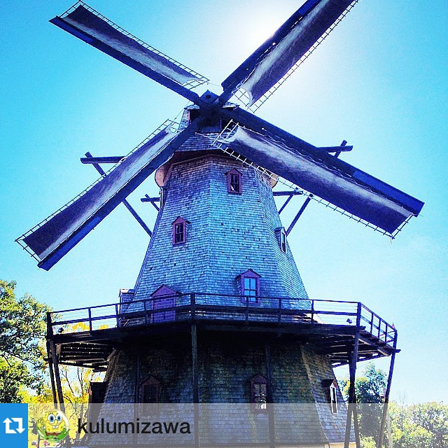 Fabyan Windmill - Instagram User @Kulumizawa
