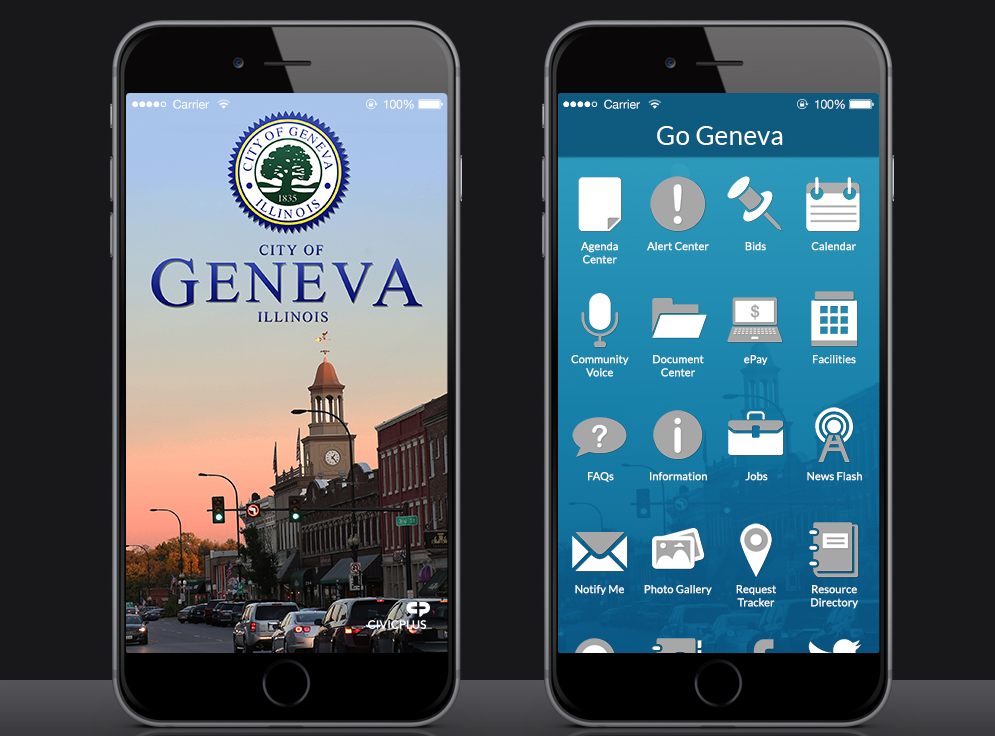 Download Geneva's Mobile App